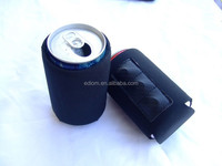 Custom Printed Good Quality Neoprene Foam Floating Outdoor Soda Beer Magnet Stubby Holder