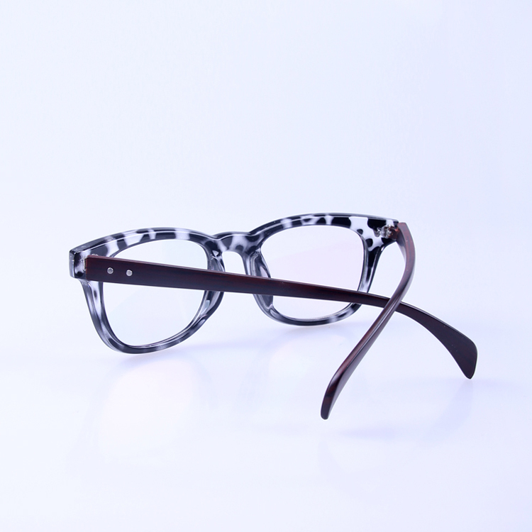 Plastic Beauty Square Eye Glasses Frame