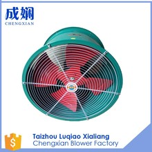 vertical axial flow High Speed Ceiling Fan Tube Axial Fans