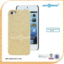 Hard wood back cover for iphone 5s,back cover case for iphone 5s