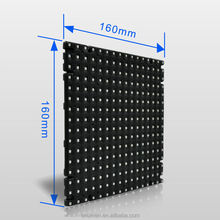 Ultra slim LED display screen tile easy quick installation