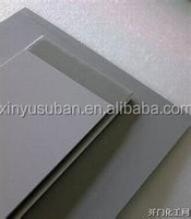 HL 1-30mm thick pvc hard gray/white board