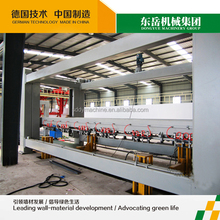 2016 Hot selling autoclaved aerated concrete/AAC Block Cutting machine with Germany Technology (35 lines abroad in 6 countries)