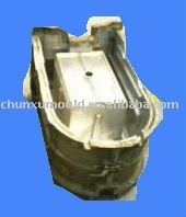 Mold for polishing machine , cleaning machine mold