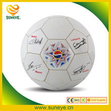 Promotional Cheap Small Custom Leather Footballs