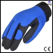 2017 new Equip&operation protection working safety glove