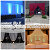 wedding tent canopy, stage backdrop fabric