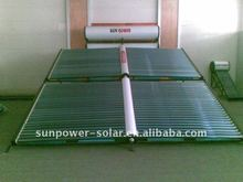project solar collect solar heating system solar water heater non pressure