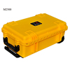 M2500Tricases Waterproof hard plastic professional camera case with customized foam
