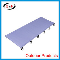 Outdoor lightweight portable tent cot camping folding bed