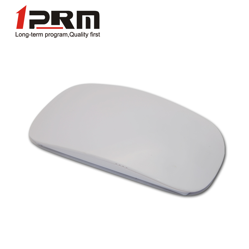 Energy Saving High Tech 2.4ghz Wireless Touch Mouse with Miro-Receiver