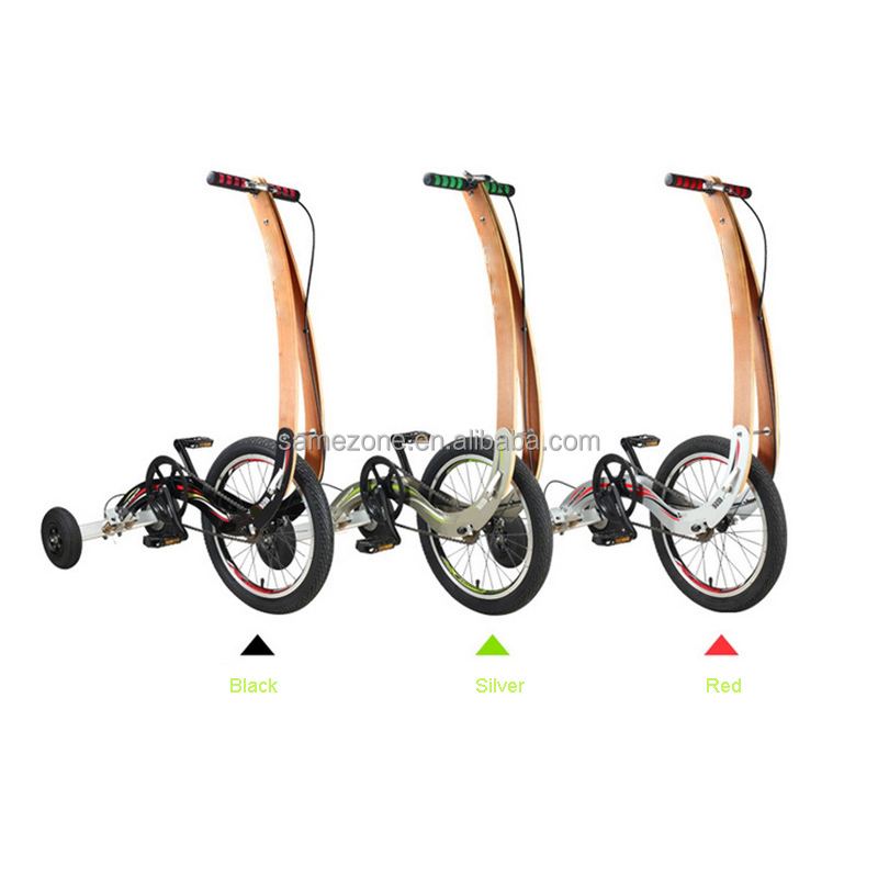 Adult Tricycle 3 Wheel Scooter Passenger Tricycle,half bike,easy <strong>bicycle</strong>