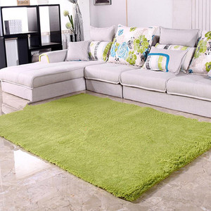 fluffy carpet set and rugs for hotel living room