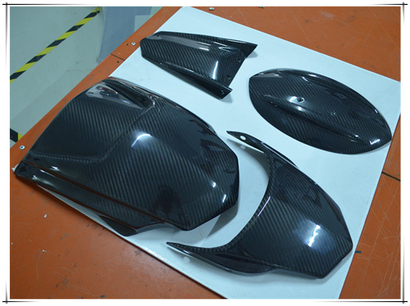 Carbon Fiber Material Fairing Used For Motorcycle Body Kits