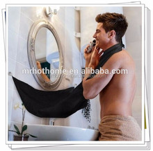 Hot sell promotional beard catcher apron hair dressing apronfor adults