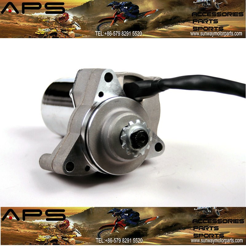 Start Motor for 110CC Dirt Bike ATVs/atv spare parts/dirt bike spare parts