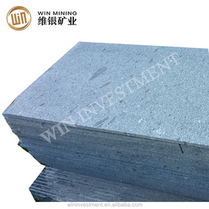 The most reasonable dark grey granite price per square meter factory directly selling