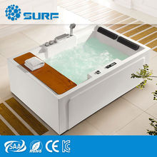 Women Beauty Spas Acrylic Whirlpool Massage Jets Best Redetube Free Standing Bathtub
