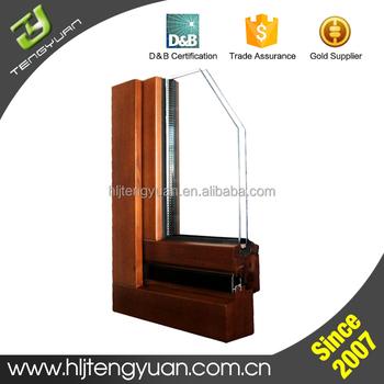 European style solid wood cheap house windows for sale for Wood windows for sale online