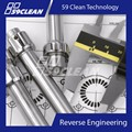 Industrial Reverse Engineering Drawing With Professional Service