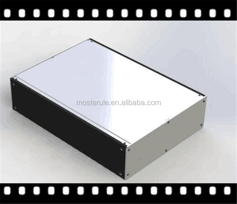 Sheet Metal Steel Box, Cabinet, Case, Cover, Enclosure, Shell and Chassis Fabrication Manufacture