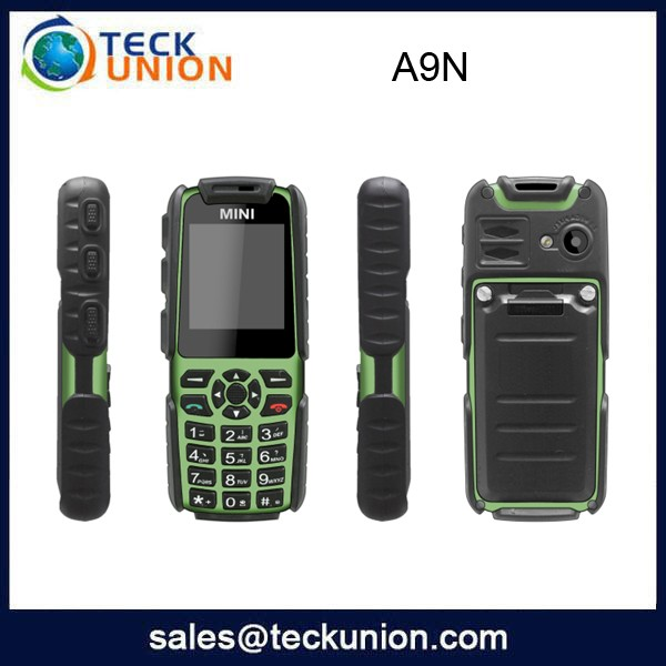 A9N 1.44inch mini rugged gsm digital mobile phone support whatsapp facebook