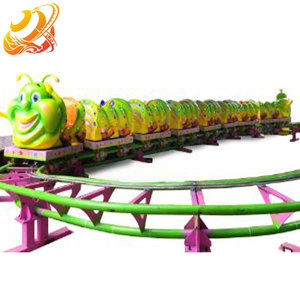 Best quality recreational backyard mini roller coaster for sale