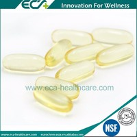 GMP Certificated Omega 3 Fish Oil Softgel Capsule