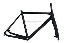 2015 New Product Full Carbon Bicycle Frame Disc Brake Cyclocross Carbon Cyclocross Frameset