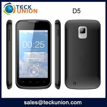 D5 Hot Original Brand 4.0''Touch Screen Mobile Phone