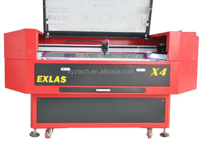 Factory-price ! Acrylic,organic glass laser cutter for sale EXLAS-X4-9060