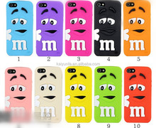 3D silicone mobile phone case for samsung galaxy s6 and Iphone 6 42 models