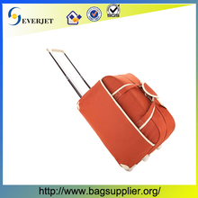 Easy carry on duffle wheeled bag, travel trolley luggage bags