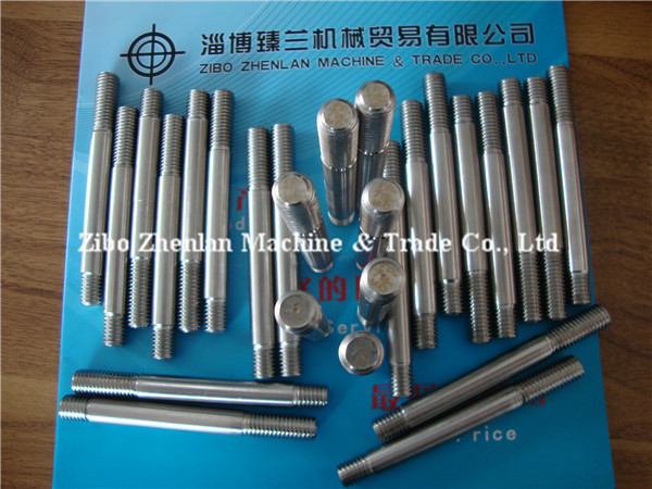 inconel 718 Alloy stud bolt/thread rod