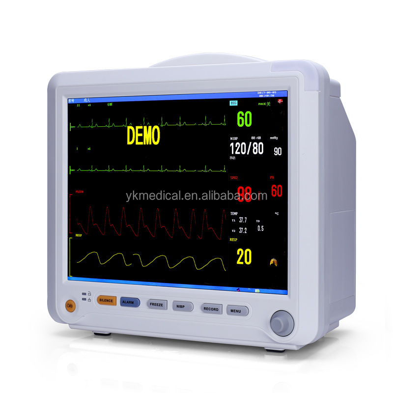 Multi parameter patient monitor price with CE certificate export