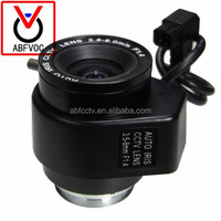 Varifocal 3.5-8mm auto iris cctv camera lens