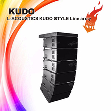KUDO Dual 12 Inch powerful Line Array Speaker Box for Large-Scale-Performance Show