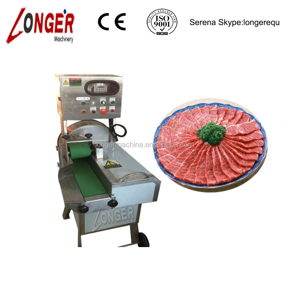 High Efficiency Cooker Meat Slicer