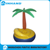 Factory Directly High Quality Custom PVC Inflatable Coconut Tree Beach Air Mattress/inflatable beach mattress