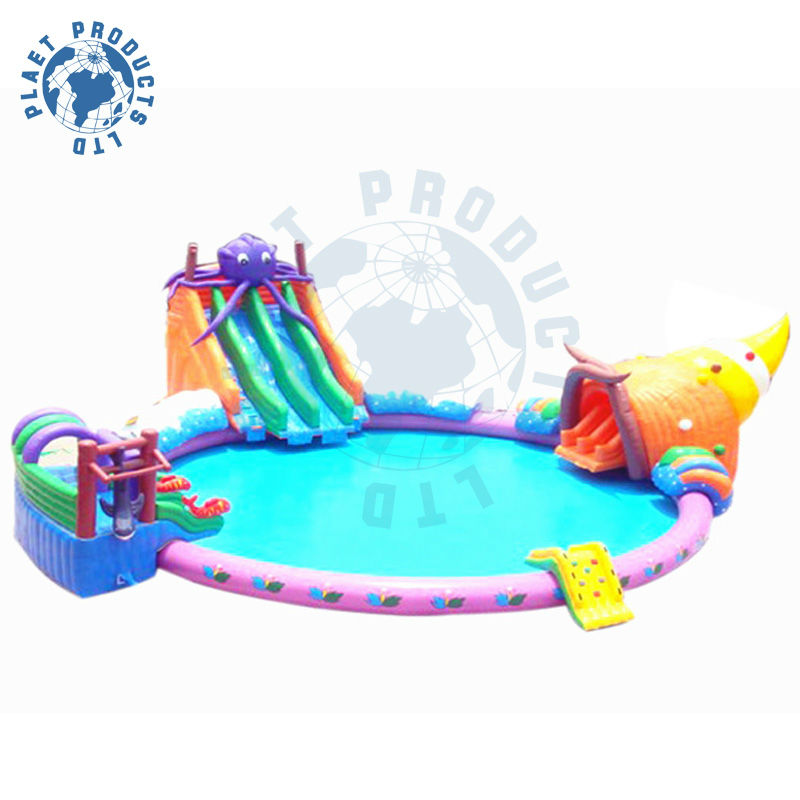Giant Inflatable Pool (PLWG10-031)