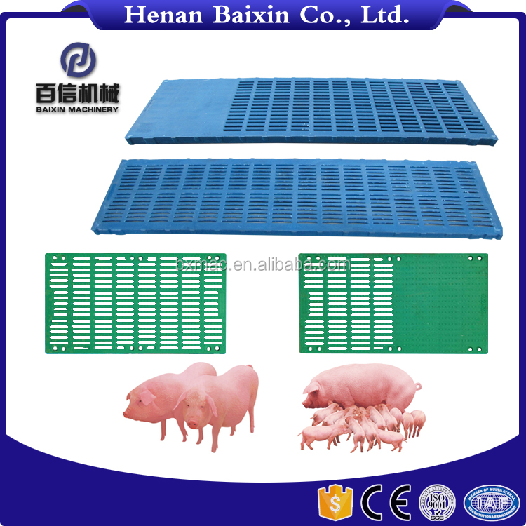 BaiXin Slat Plastic Floor For Poultry Raising