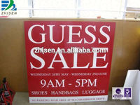 corflute yard sign/board manufacturer,supplier,wholesaler