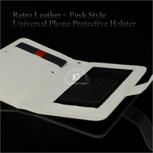 leather flip case for nokia asha 501