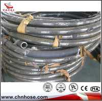 Hose fittings for U.S. market all kinds of hydraulic hoses made in china