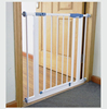 Automatic pet friendly baby safety gate child safety door