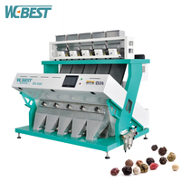 New Black Pepper Sorting Machine / CCD Coriander Seed Color Sorting Machine
