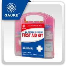 FDA Approval Medical First Aid Kit for Home, Office, Camping, Car, Travel