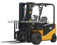 2TON 4 wheel HC Hangcha brand Electric Battery forklift truck