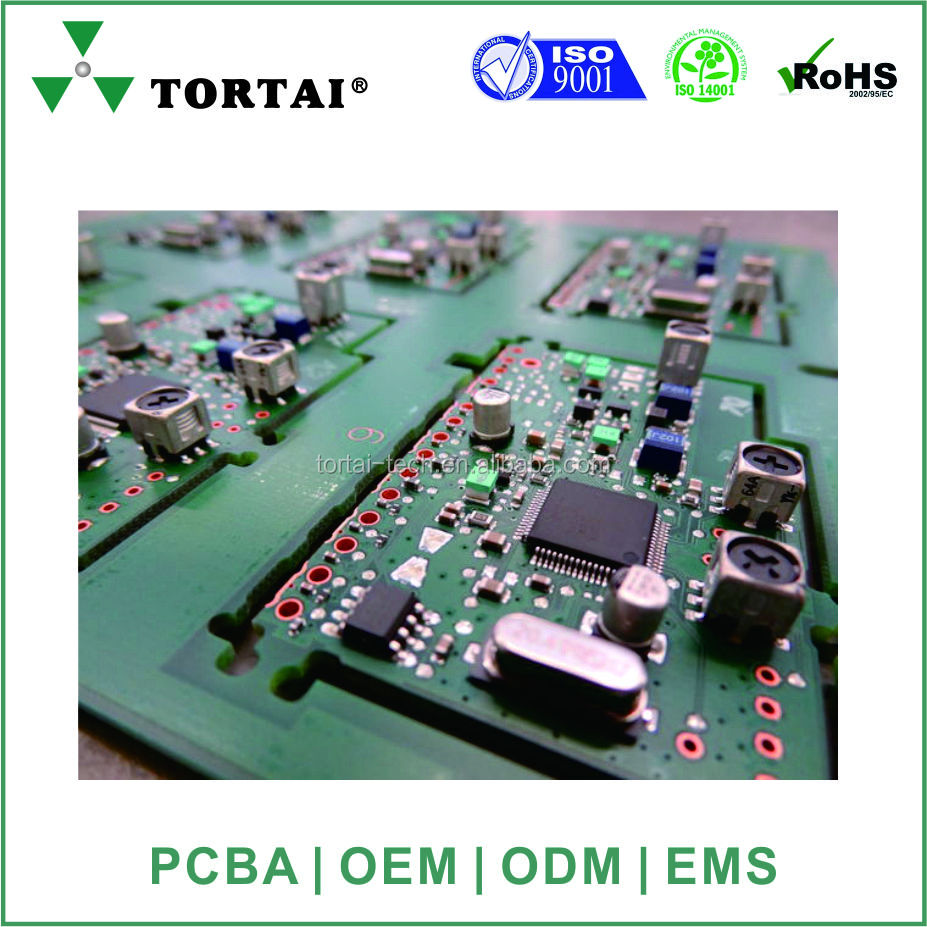 Electronic Manufacturing Service | PCB Fabrication | Design