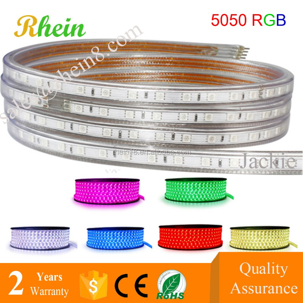 Swimming pool China Best Price 3014 2835 5630 5730 5050 24v 110v 220v SMD Waterproof IP68 RGB UV LED Strip Light